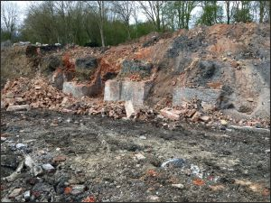 Demolished Kilns